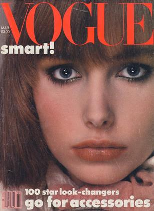 Cover for the March 1983 issue