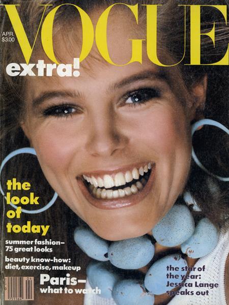 Issue: - April 1983 | Vogue