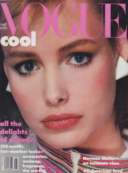 Issue: - May 1983   Vogue