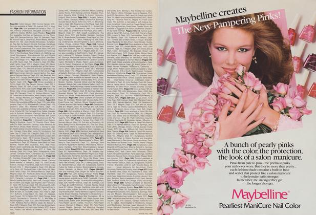 Article Preview: , May 1983 | Vogue