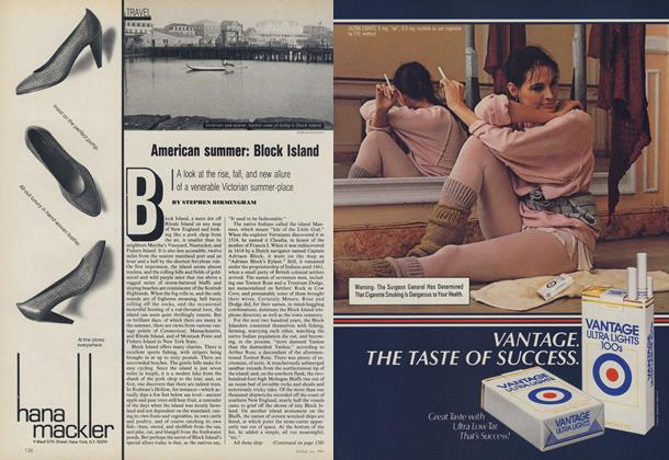 American Summer: Block Island