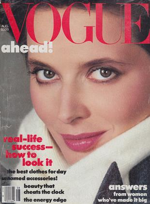 Cover for the August 1983 issue