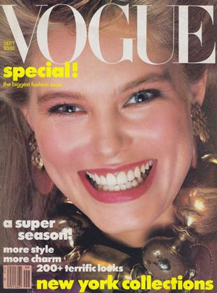 Cover for the September 1983 issue