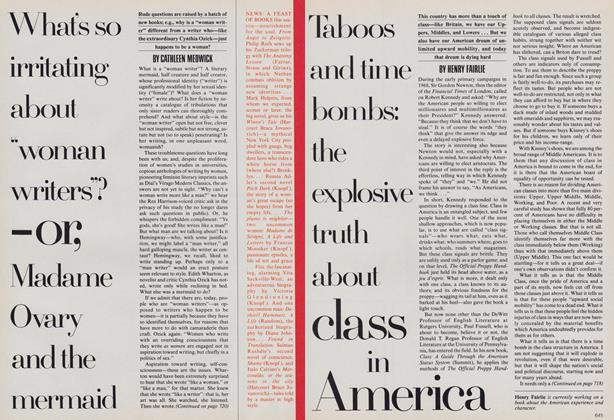 Taboos and Time Bombs: The Explosive Truth About Class in America