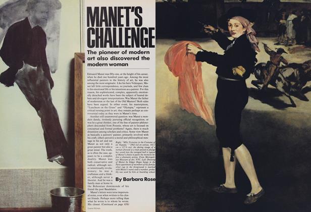 Manet's Challenge