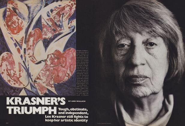 Krasner's Triumph