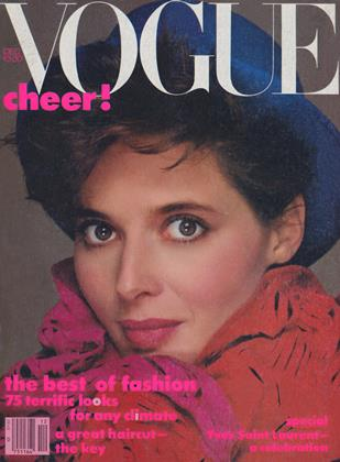 Cover for the December 1983 issue