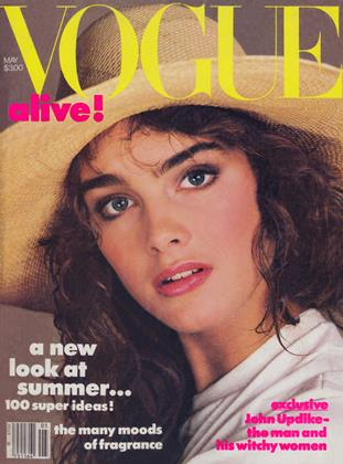 Cover for the May 1984 issue