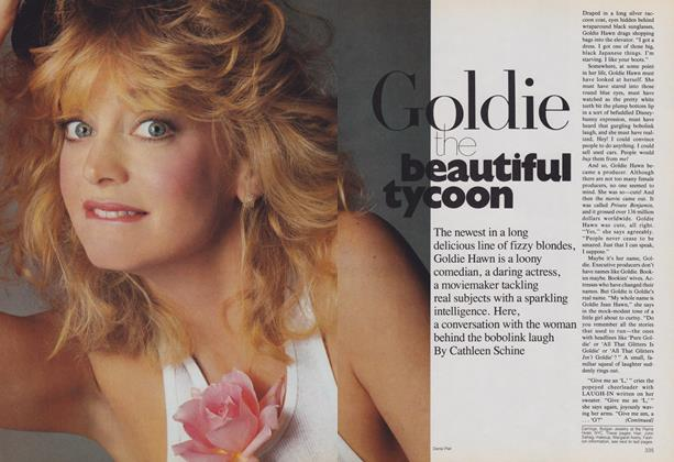 Goldie: The Beautiful Tycoon