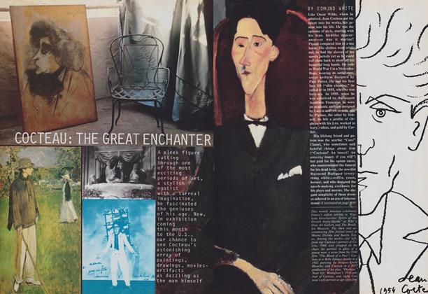 Cocteau: The Great Enchanter