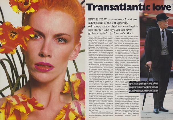 Transatlantic Love: Brit Is It!