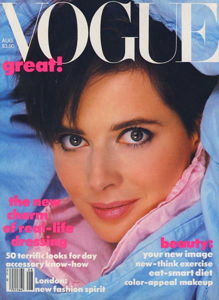 Issue: - August 1984 | Vogue