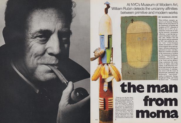 The Man from MoMA