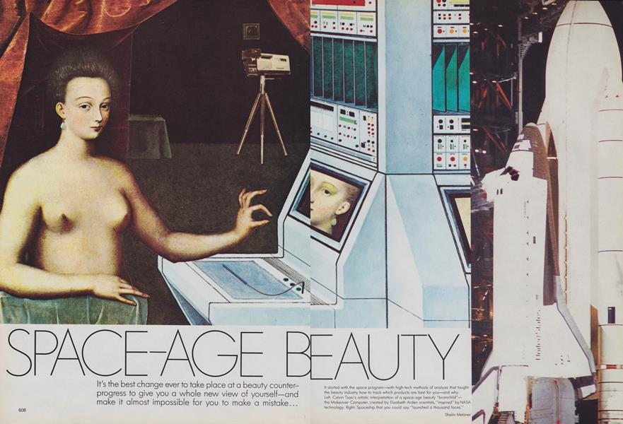 Space-age Beauty