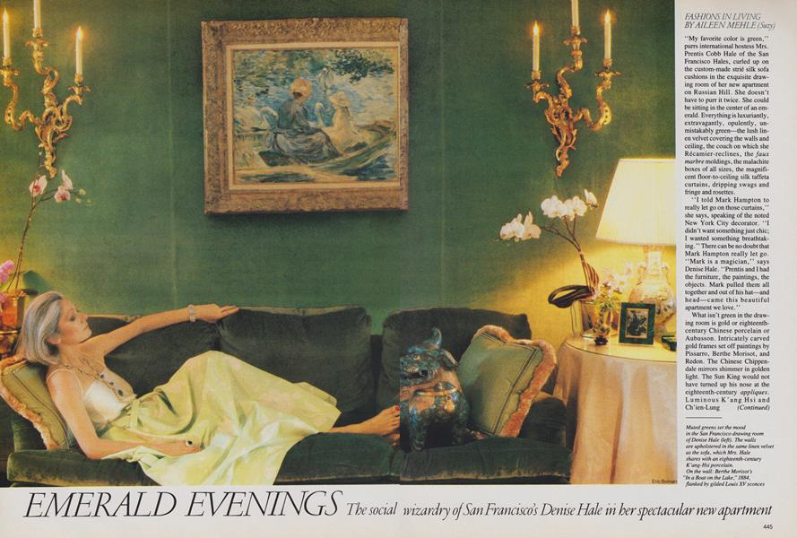 Emerald Evenings