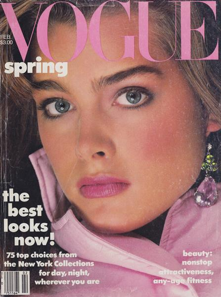 Issue: - February 1985   Vogue
