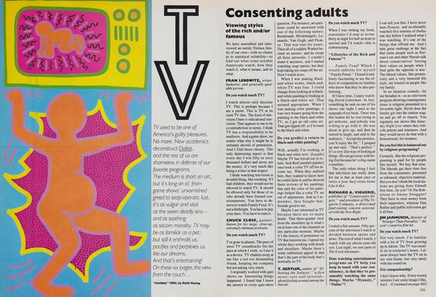 TV: Consenting Adults