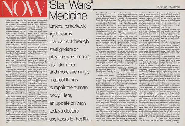 """Star Wars"" Medicine"
