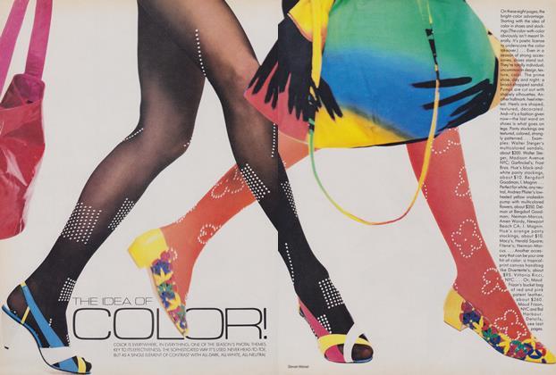 The Idea of Color!