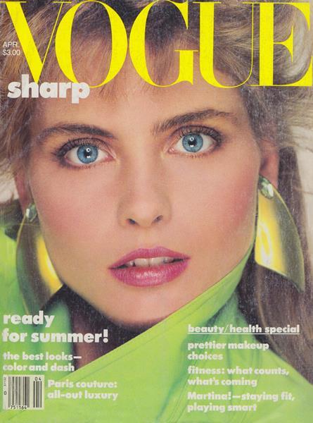 Issue: - April 1985 | Vogue