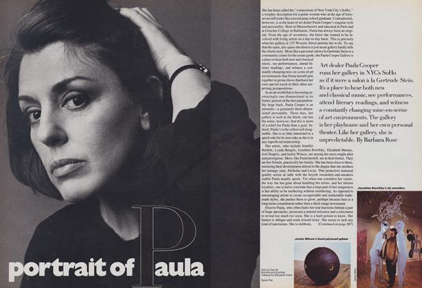 Portrait of Paula