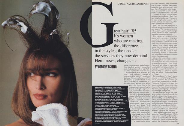 Great Hair! '85