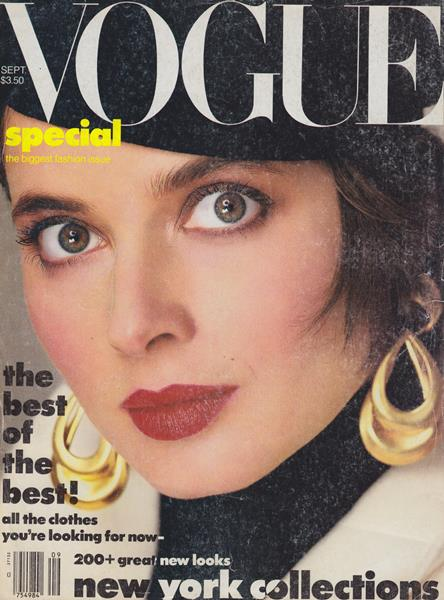 Issue: - September 1985 | Vogue