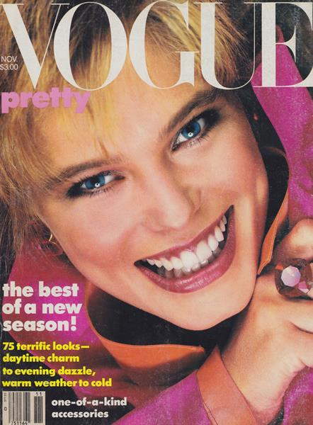 Issue: - November 1985 | Vogue