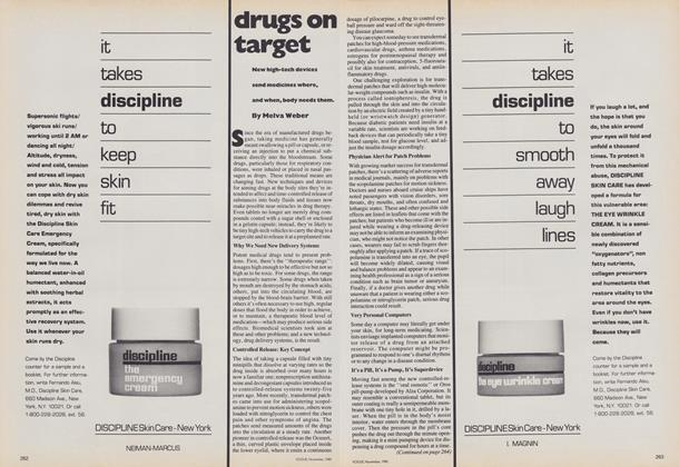 Drugs on Target