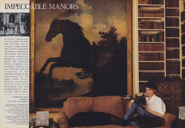 Impeccable Manors