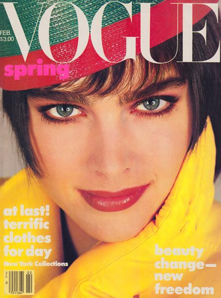 Issue: - February 1986 | Vogue