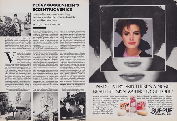 Peggy Guggenheim's Eccentric Venice