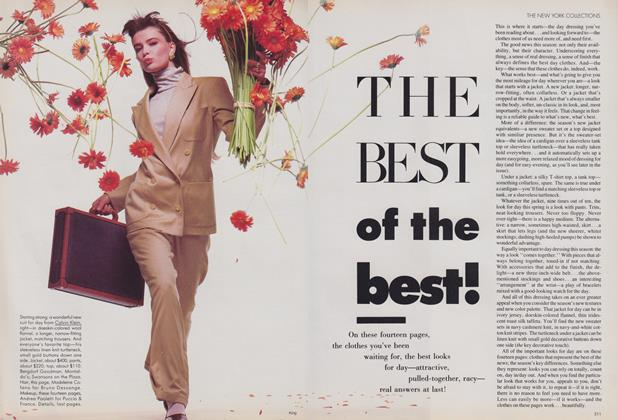 The New York Collections: The Best of the Best!