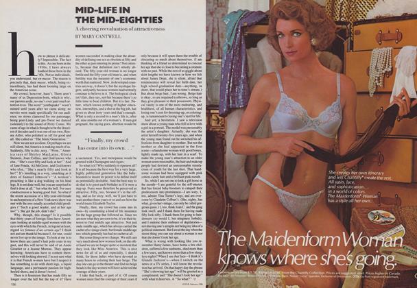 Mid-life in the Mid-eighties