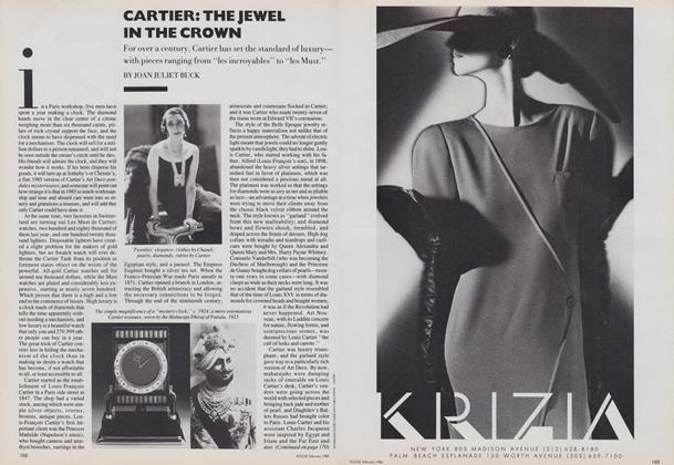 Cartier: The Jewel in the Crown
