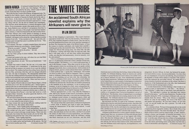 The White Tribe