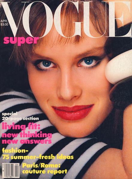 Issue: - April 1986 | Vogue