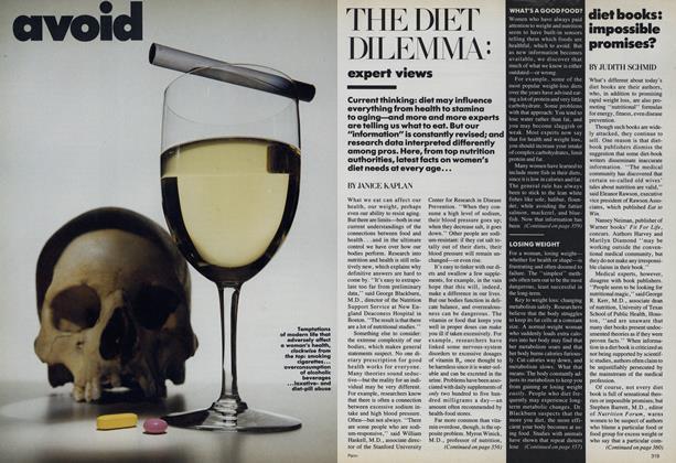 The Diet Dilemma: Expert Views
