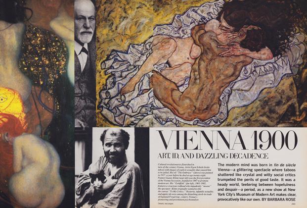 Vienna 1900: Art, Id, and Dazzling Decadence