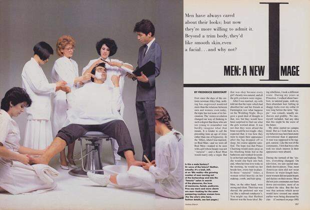 Men: A New Image