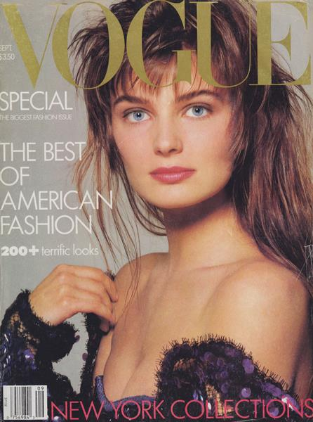 Issue: - September 1986 | Vogue