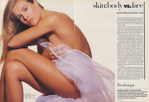 Beauty Report '86: Skin-Care Revolution
