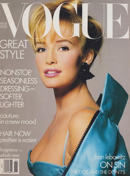 Issue: - November 1986 | Vogue