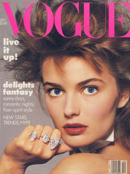 Issue: - December 1986 | Vogue