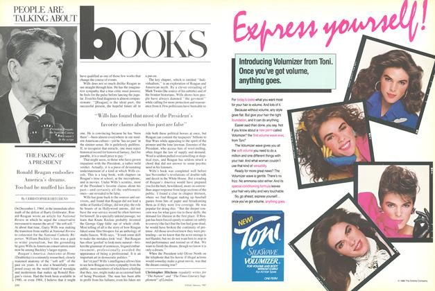 Article Preview: Books, February 1987 | Vogue