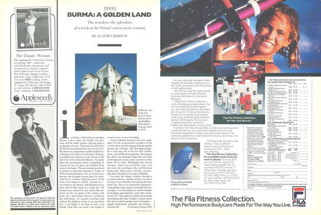 Burma: A Golden Land