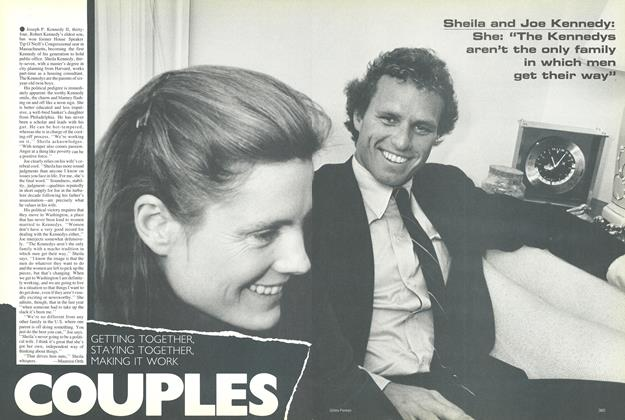 Article Preview: Couples: Getting Together, Staying Together, Making It Work, February 1987 | Vogue