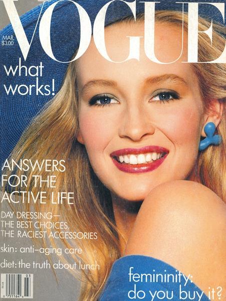 Issue: - March 1987 | Vogue
