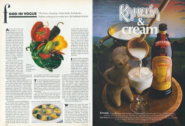 Article Preview: , April 1987 | Vogue