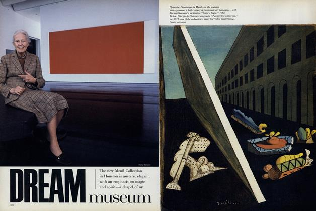 Article Preview: Dream Museum, June 1987 | Vogue